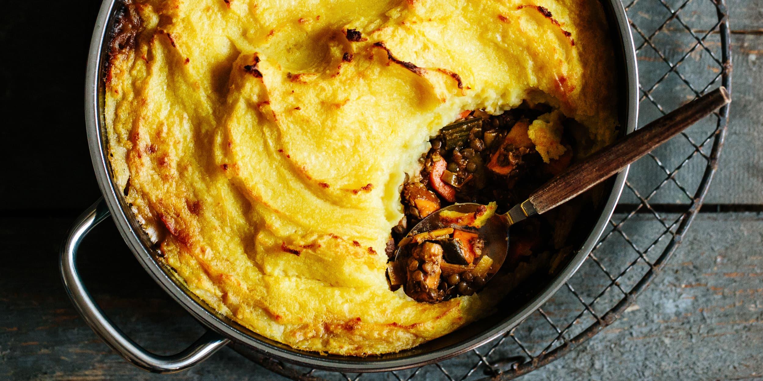 shepherds pie rezept